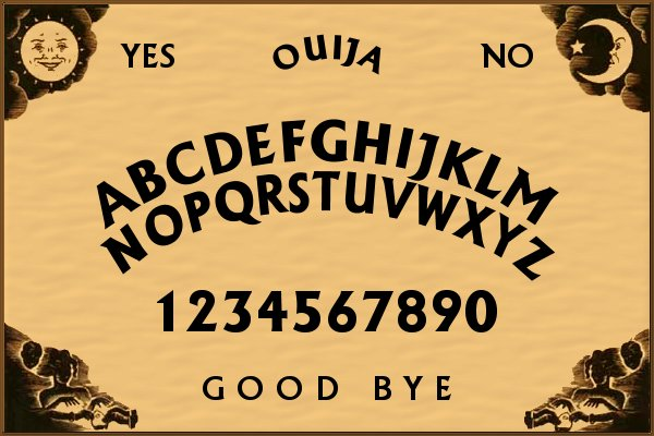 real ouija board online game